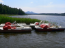 Kemp Elita - Máchovo jezero - půjčovna šlapací kola