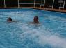 H-udvej område - swimmingpool