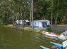 Camping Yacht Holany - boten, waterfietsen