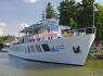 Obóz Klůček - statki wycieczkowe