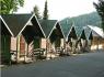 Kemp Losinka - turistické chatky