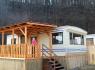 Kemp Rožnov Beskydy - mobilní dům
