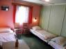 Camping Žandov - cabines intérieures
