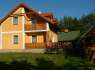 Exterier cottages Klenovice