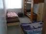 łóżka w domku