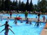 Camp Morava - bazén, koupání