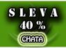 Chaty Malý ratmírov - jižní Čechy