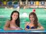 Dievčatá v bazéne