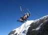 esquiar nas montanhas checas