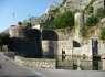 Jeden ze vstupů do historického města Kotoru