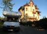 Caravan in the Tatra Mountains