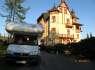 Karavan v Tatrách