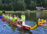 Camp Dolce - Dragon Boats