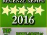 Top 5 - hodnocení kempů 2016
