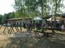 Dětské hřiště - kemp