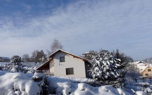 Cottage Pavel - in inverno