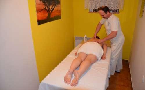 Chalupa Pavel - massaggi