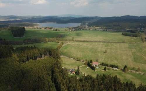 Pension Jagertal - Horní Planá