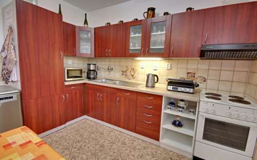 Chalupa Pavel - kuchyně