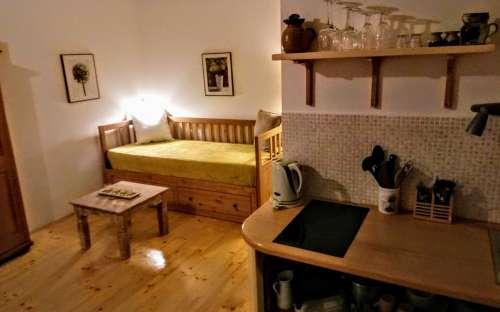 Apartment Ve Mlýně - Teplice nad Metují, Adršpach