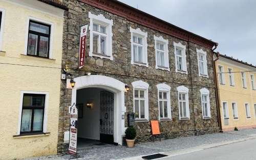 Pension Sejko - Horni Plana, Südböhmen