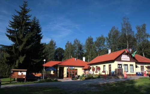 Camping Jenišov - surroundings