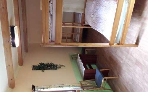 Camera a 4 letti in Srub
