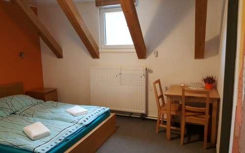 Cottage Ťapka - room