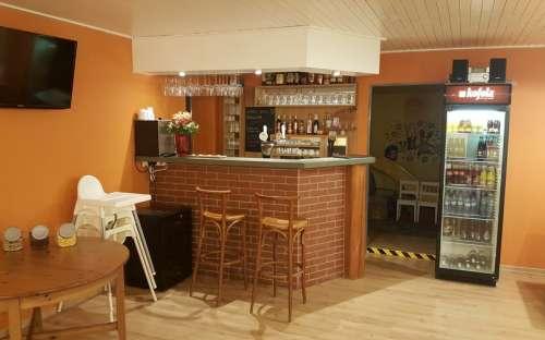 Chata Ťapka - bar