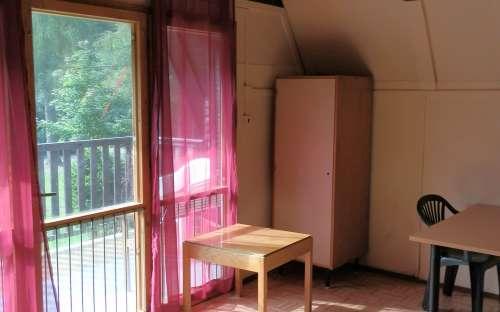 Camping Karolina - kabineinteriør