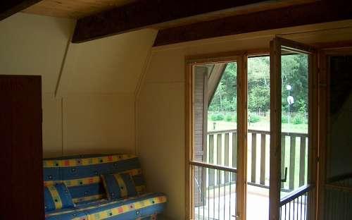 Camping Karolina - interno cabina