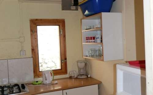 Kemp Karolina - vybavená kuchyně