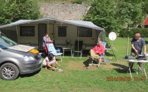 Camping Karolina Karavany