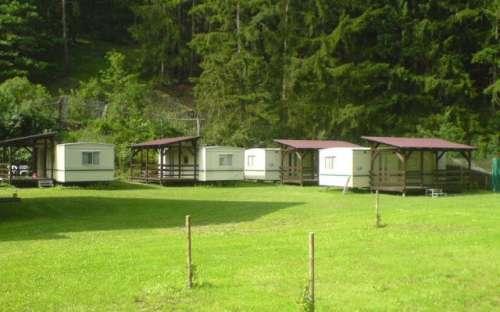 Kemp Karolina mobilní domy