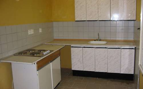 Kemp Karolina kuchyň ubytovna
