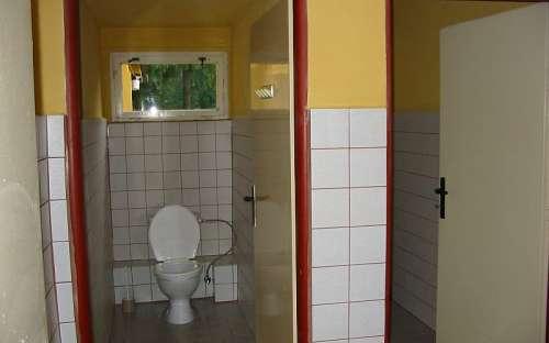 Kemp Karolina - ubytovna WC