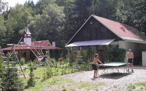 Camping Karolina - bordtennis