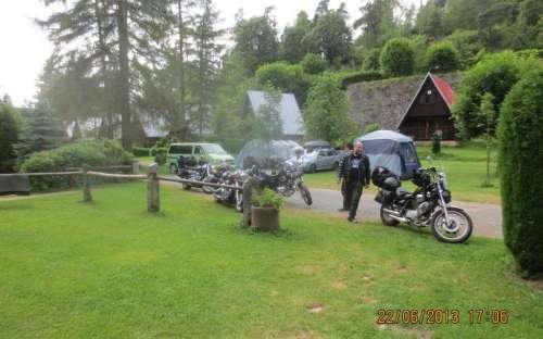Camping Karolina - cyklister