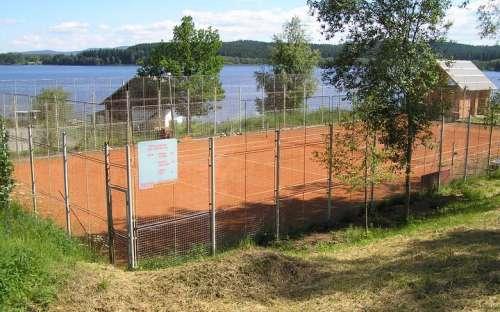 Kemp Jenišov - sportovní hřiště