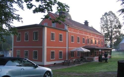 Pensione Kubo - Jetrichovice, vacanze Svizzera boema