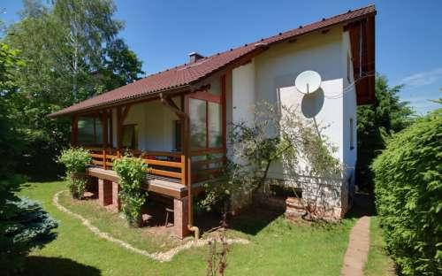 Cottage Pavel - terrazza