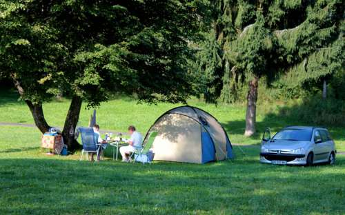 Camping Jenišov - Camping