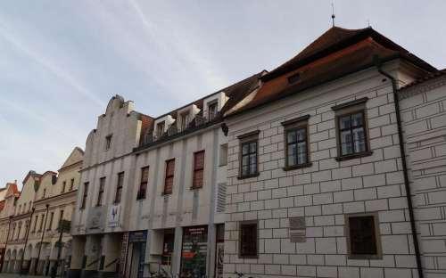 Apartments Bílý Beránek - Třeboň