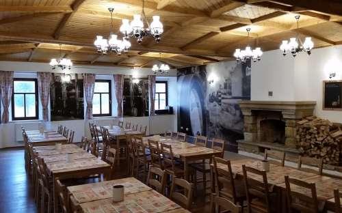 Pension Strelnice - Teplice nad Metuji, indkvartering Adspassko