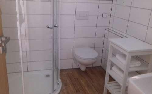 Pokoj Žofie - Dvoulůžkový podkrovní pokoj s koupelnou.