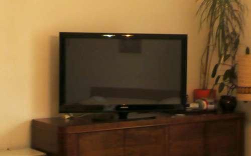 127 Plasma-tv in kamer nr. 2