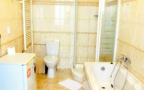 Badkamer voor kamer nr. 3