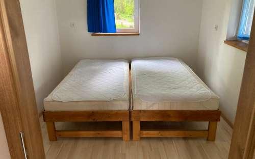 Camping Karolina - AP4 ベッドルーム