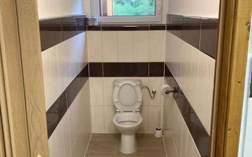 キャンプ カロライナ - AP4 バリアフリー トイレ