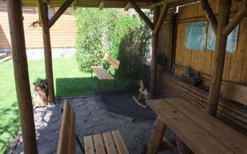 Een schuilplaats in de tuin